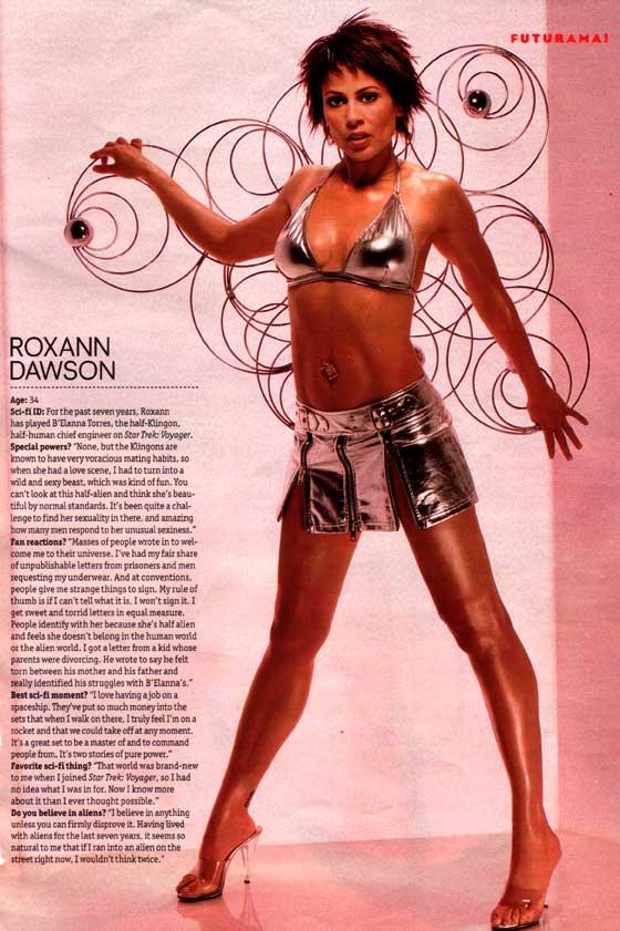 Roxann Dawson - Gallery Colection